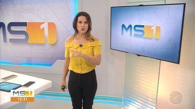MS1 - Campo Grande - sexta-feira - 19/06/20 - MS1 - Campo Grande - sexta-feira - 19/06/20
