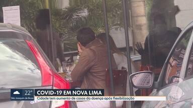Nova Lima libera funciona até funcionamento de restaurantes self-service na pandemia - As regras de flexibilização do isolamento social foram alteradas no município e muitos estabelecimentos voltaram a abrir.