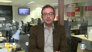 Octavio Guedes comenta o pedido de demissão do secretário de Saúde, Fernando Ferry - Fernando Ferry disse que tentou resolver os graves problemas da saúde no Rio. Octavio Guedes comenta o vídeo em que ele pede demissão.