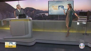 Bom Dia Rio - Edição de segunda-feira, 22/06/2020 - As primeiras notícias do Rio de Janeiro, apresentadas por Flávio Fachel, com prestação de serviço, boletins de trânsito e previsão do tempo.