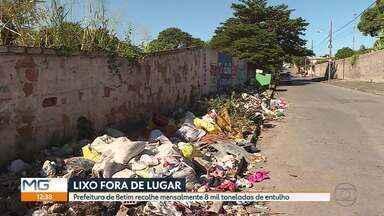 Telespectadores pedem soluções para problemas em seus bairros - Problemas em São Joaquim de Bicas, Contagem e Belo Horizonte. Moradores cobram solução.
