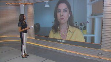 Carolina Bahia fala sobre hospitais que estão sem medicamentos de anestesia e entubação - Assista ao vídeo.