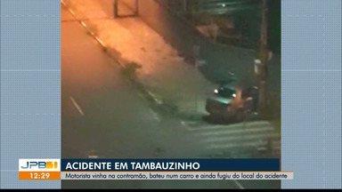 Dois acidentes são registrados em João Pessoa - Acidentes aconteceram no bairro de Tambauzinho e Bairro dos Estados.
