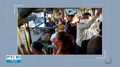 Membros de CPI do Transporte fazem fiscalização em ônibus em Presidente Prudente - Vereadores vistoriaram coletivos que vão para os distritos da cidade.