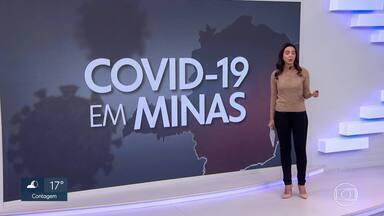 Veja a situação dos hospitais em Belo Horizonte e no interior de Minas - A taxa de ocupação nas UTIs é o que mais preocupa. Chegou a 91% no estado nesta terça-feira (23).
