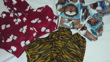 Pandemia faz procura por pijamas aumentar - Com tanta gente em casa, a procura por pijamas disparou.
