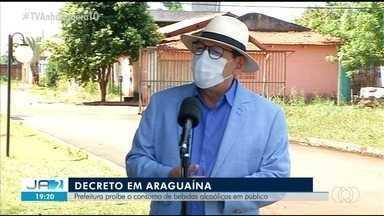 Prefeito de Araguaína responsabiliza Lacen pela ocupação de leitos na cidade - Prefeito de Araguaína responsabiliza Lacen pela ocupação de leitos na cidade