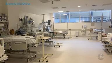 Hospitais Gaúchos sofrem com a carência de profissionais para trabalhar na linha de frente - Em meio ao avanço da Covid-19, aumenta a necessidade de profissionais especializados para agir na pandemia.