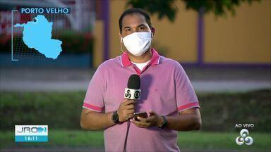 Ocupação de leitos de UTI chega a quase 90% em Rondônia no início da semana - Depois de diversos atrasos, alguns leitos do Hospital de Campanha devem ser inaugurados