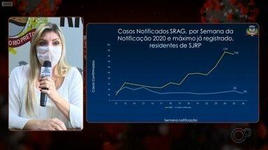 Internações por síndrome respiratória aumentam em Rio Preto - O aumento nos índices de internação por síndrome respiratória preocupa as autoridades de São José do Rio Preto (SP).