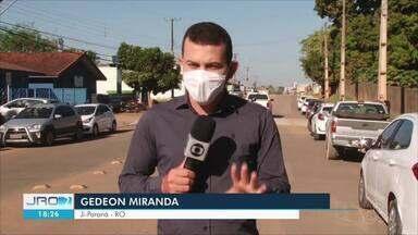 Testagem rápida do Mapeia Rondônia encerra nesta terça-feira, 23, em Ji-Paraná - Testes foram realizados em quatro postos de saúde da cidade