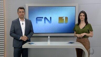 FN1 - Edição de Quinta-feira, 25/06/2020 - Polícia Civil registra aumento em casos de estelionato em Presidente Prudente. Aulas presenciais devem ser retomadas em setembro. Ouro Verde tem primeiro caso da Covid-19 confirmado.