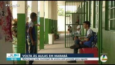 Marabá anuncia plano de retomada gradual em escolas municipais - Marabá anuncia plano de retomada gradual em escolas municipais