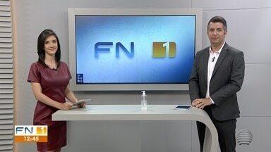 FN1 - Edição de Sexta-feira, 26/06/2020 - Estado anuncia mudanças na flexibilização da quarenta. Pacientes sofrem com a espera de leitos em Presidente Prudente. Festas juninas são realizadas online na região de Presidente Prudente.