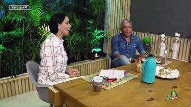 Chico Pessoa conversa com Niara Meireles - Cantor fala sobre período junino e trabalho musical