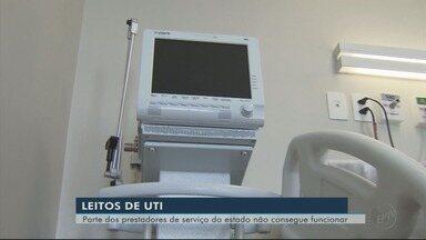Abertura de novos leitos de UTI esbarra em falta de equipamentos em MG - Abertura de novos leitos de UTI esbarra em falta de equipamentos em MG