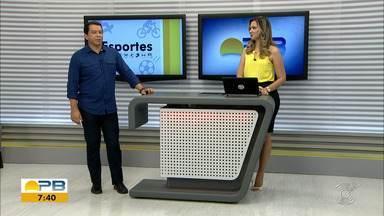 Kako Marques traz as notícias do esporte no Bom Dia Paraíba desta segunda-feira (29.06.20) - Fiquei bem informado, torcedor paraibano