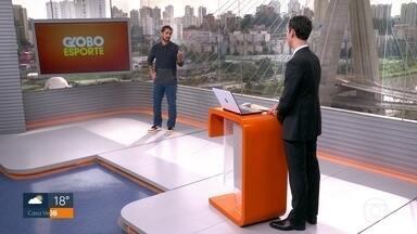 Veja o bloco do Globo Esporte no Sp1 desta segunda-feira, 29/06/2020 - Veja o bloco do Globo Esporte no Sp1 desta segunda-feira, 29/06/2020