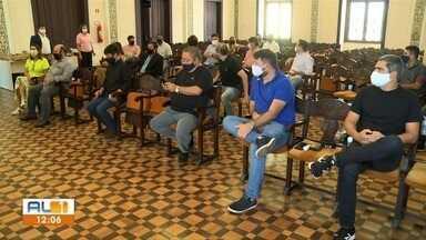 Reunião detalha as medidas de prevenção para reabertura do comércio em Alagoas - De acordo com as fases anunciadas pelo governo setor seria um dos primeiros segmentos a reabrir.