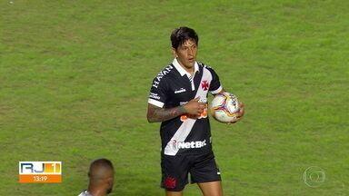 Ramon estreia no comando, Cano faz três e Vasco retorna ao Carioca com vitória sobre o Macaé - Ramon estreia no comando, Cano faz três e Vasco retorna ao Carioca com vitória sobre o Macaé