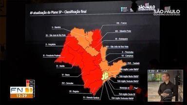 Mais uma etapa da quarentena tem início no Oeste Paulista - É a sexta fase do Plano São Paulo, que define as diretrizes e restrições em todo o Estado