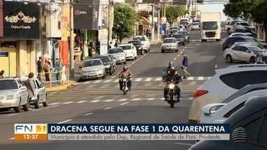 Mariane Santos traz informações sobre a quarentena na Nova Alta Paulista - São 12 municípios que podem ter a flexibilização revista na próxima sexta-feira (3).