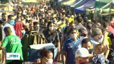 Governo propõe fechamento intermitente do comércio em 14 dias abertos e 14 fechados - Governo deve publicar decreto em breve.
