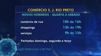 Comitê espera que isolamento aumente com novo cenário de abertura do comércio em Rio Preto - Durante a live da Prefeitura de São José do Rio Preto (SP), um dos assuntos mais abordados foi o novo cenário de abertura do comércio, com novos horários, com seis horas de abertura, e com o chamado minilockdown para os domingos, segundas e terças-feiras. A expectativa é que os dias de fechamento façam com que o isolamento aumente.