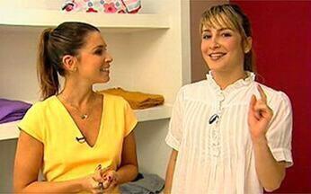 Claudia Leitte inventa moda de grávida! - Sarah Oliveira leva a cantora às compras. Imperdível!