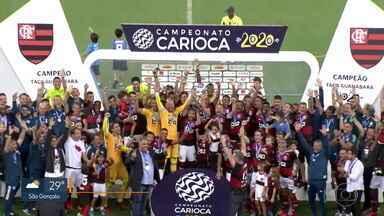 Flamengo quer consolidar primeiro lugar geral do Carioca em duelo com o Boavista - Flamengo quer consolidar primeiro lugar geral do Carioca em duelo com o Boavista