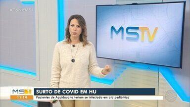 MS1 - Campo Grande - quarta-feira - 01/07/20 - MS1 - Campo Grande - quarta-feira - 01/07/20
