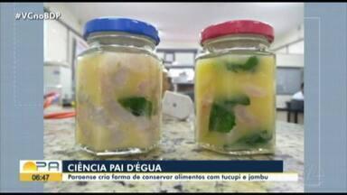 Pesquisadores criam forma de conservar tucupi e jambu - Mesmo em conserva, o método criado mantém as características tradicionais dos produtos regionais.