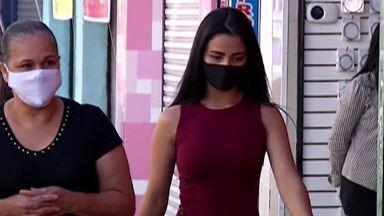 Multa para quem não usar máscara no Estado de São Paulo varia de R$ 500 a R$ 5 mil - Pessoas nas ruas sem máscara pagam R$ 500 e donos de comércios com consumidor sem proteção podem pagar R$ 5 mil.