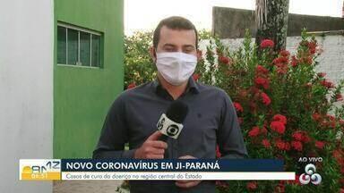 Número de curados da covid-19 aumenta na região central do estado - São Miguel do Guaporé é ainda a cidade com maior numero de infectados.
