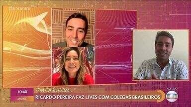 Programa de 02/07/2020 - Conheça a história do menino Isaac, a entrevista com o ator Ricardo Pereira e as músicas de Teresa Cristina