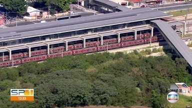 Viagem de trem fica mais rápida na Zona Leste de São Paulo - Obras da CPTM diminuem tempo de espera entre os trens.