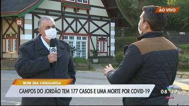 Campos do Jordão tem alta nos casos confirmados de coronavírus - Um dos infectados é o prefeito Fred Guidoni