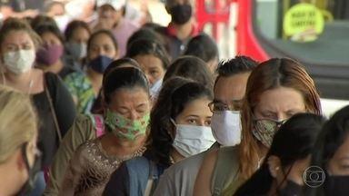 Número de casos de Covid-19 cresce 450% em um mês em Mato Grosso do Sul - Especialistas da área da sapude afirmam que o estado pode enfrentar nos próximos dias um colapso no sistema de saúde.