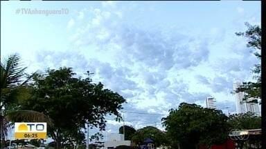 Temperatura em Palmas nesta sexta (3) deve atingir os 34 graus - Temperatura em Palmas nesta sexta (3) deve atingir os 34 graus