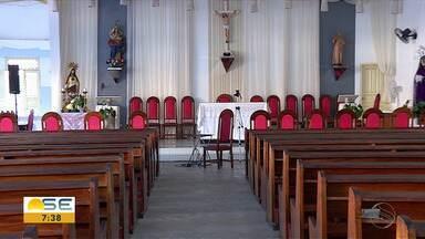Igrejas estão autorizadas a reabrir em 71 municípios sergipanos - Igrejas estão autorizadas a reabrir em 71 municípios sergipanos.