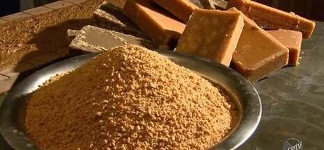 Confira a receita do famoso Pé de Moleque de Piranguinho (MG) - Aprenda a fazer o quitute junino ensinado pela cozinheira mineira Sônia Torino.