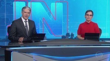 Jornal Nacional, Íntegra 03/07/2020 - As principais notícias do Brasil e do mundo, com apresentação de William Bonner e Renata Vasconcellos.