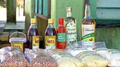 Uma cooperativa em Ocara produz sem agrotóxicos - Saiba mais em g1.com.br/ce