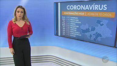 Covid-19: cidades da região confirmam 17 novos óbitos neste sábado, veja mais atualizações - Campinas (SP) registrou 7 novos óbitos. 948 pessoas da região morreram em decorrência da pandemia de coronavírus.