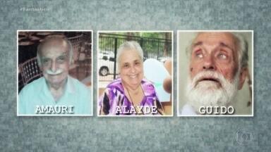 Amauri, Alayde, Guido... Fantástico dá nome e rosto a vítimas do coronavírus - Antonio Calloni, Camila Pitanga e Francisco Cuoco falam de três das mais de 64 mil vítimas da Covid-19 no Brasil.