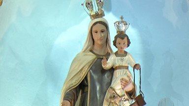 Festa de Nossa Senhora do Carmo tem adaptações em Mogi das Cruzes - Celebração começou nesta terça-feira (7), mas precisou sofrer mudanças por causa da pandemia do coronavírus.