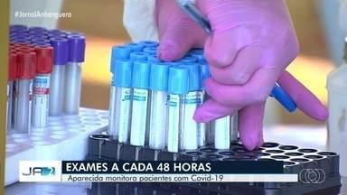 Prefeitura de Aparecida de Goiânia monitora pacientes que testaram positivo para Covid-19 - Medida é para evitar que a doença avance rapidamente pela cidade.