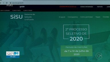 Estudantes podem acessar vagas na segunda chamada do Sisu - A sistema fica aberto até sexta-feira (10) com vagas para todo o Brasil.