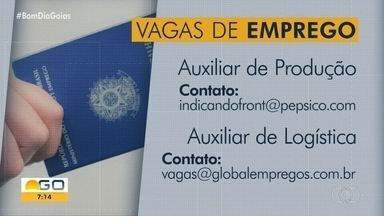 Mesmo durante a crise, há empresas contratando em Goiás - Vagas são para assistentes de departamento, atendentes, consultores, técnicos em enfermagem, entre outros.