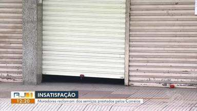 Moradores de Volta Redonda reclamam de atrasos nas entregas dos Correios - Pelo WhatsApp da TV Rio Sul moradores mostraram insatisfação com os serviços prestados pela empresa.